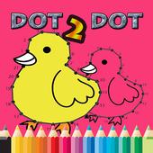 Dot to Dot Coloring Book Kids. 1.0.1