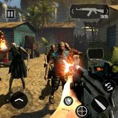 Zombie War Dead Frontier 3D 1.0