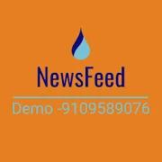 News Feed Demo - News Portal Software Development 1.0.5