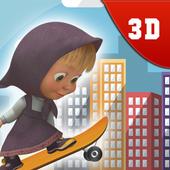 Skater Masha Adventure City 3D 1.0.5