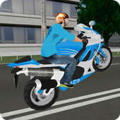 Moto Traffic Highway Rider 3D 1.0