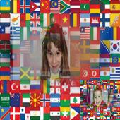 flag photo frame 1.0