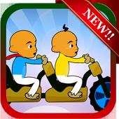Game for Twin Kids Upin Ipin 3.0