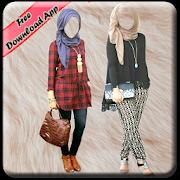Hijab Fashion Photo Montage 1.1