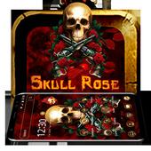 Skull Rose Fire Theme 1.1.5
