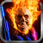 Skull Rider Live Wallpaper 1.7