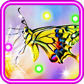Butterfly HD live wallpaper 1.2