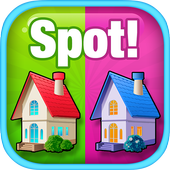 Spot the Difference Town House 1.0