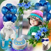 Birthday Cake Photo Frame 1.4.3