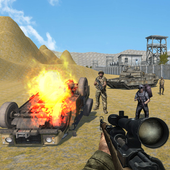 Jail Break: Army Combat Sniper 1.1