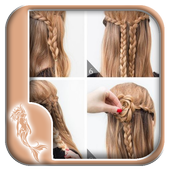 Simple Hair Braid Tutorial 1.0