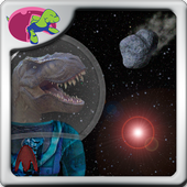 Dinosaur Spacewalk