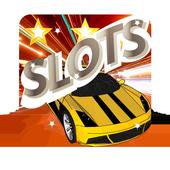Car racing slots