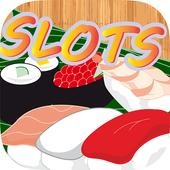 Sushi machine Slots