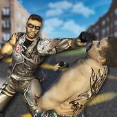 Gangster WWE Street Fighting