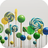 Lollipop Live Wallpaper 1.1.1