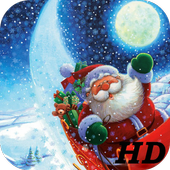 Santa Claus Live Wallpaper 1.1.1