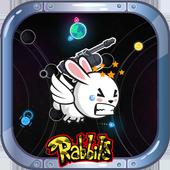 Rabbits War Vs Space Invasion 1.0