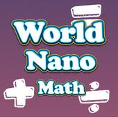 WORLD NANO MATH-TEST BRAIN MATH 1.0