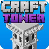 Craft Tower -  Stacking Blocks Building Tower Game 1.06