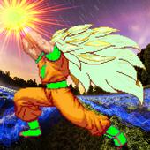 Saiyan Goku Fight Warrior Z 1.4.2