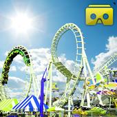 Simulation VR:Roller Coaster 1.0