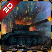 Tank Battle Fury Russian 3D