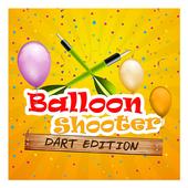 Balloon shooter dart shooting 1.0