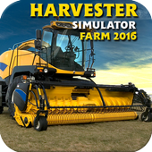 Harvester Simulator Farm 2016 1.1