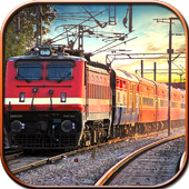Indian Rajdhani Train Sim 1.0