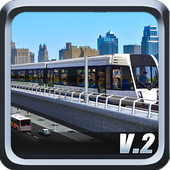 Metro Train Simulator 2015 - 2 1.0
