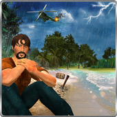 Survival Island Fly HelicopterSMG - Super Megatron GamesAction
