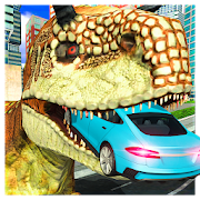 Dinosaur Simulator 3D: Real City Under Attack 1.0.2