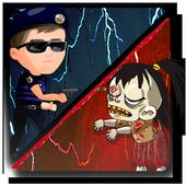 Police VS Zombies - Addictive Zombie Shooting Game 1.2