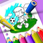 Draw And Color - Kids Learning Fun 1.0