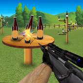 Sniper 3D Bottle Shoot 1.7