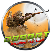Counter Dessert Sniper Shooting Elite Force Action 1.2
