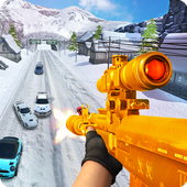 Sniper Shoot Traffic War 1.0