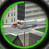 Sniper Traffic Hunter 3D 2.5