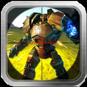 Sniper Super Robot War Z 3D 1.0