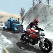 Daredevil Frozen Highway Biker