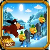 Snow Monkey running 1.0