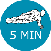 5 MINUTE PLANKS WORKOUT 1.7.9