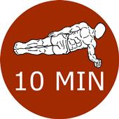 10 Minute Plank Calisthenics 1.8.5