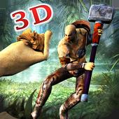 Wild Animals Rescue Warrior 3D 1.0