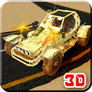 Fury Desert Death Race 3d 1.4