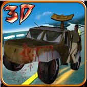 Zombie Highway Survival 3D