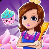 Princess Sofia cupcakes 1.0