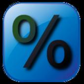 Percentages Calculator 1.2