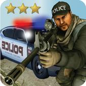 Police Combat in Crime City 3D 1.1